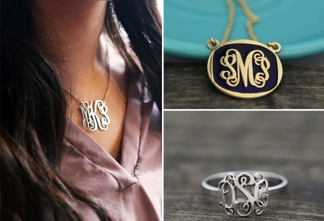*NEW* Monograms are here!