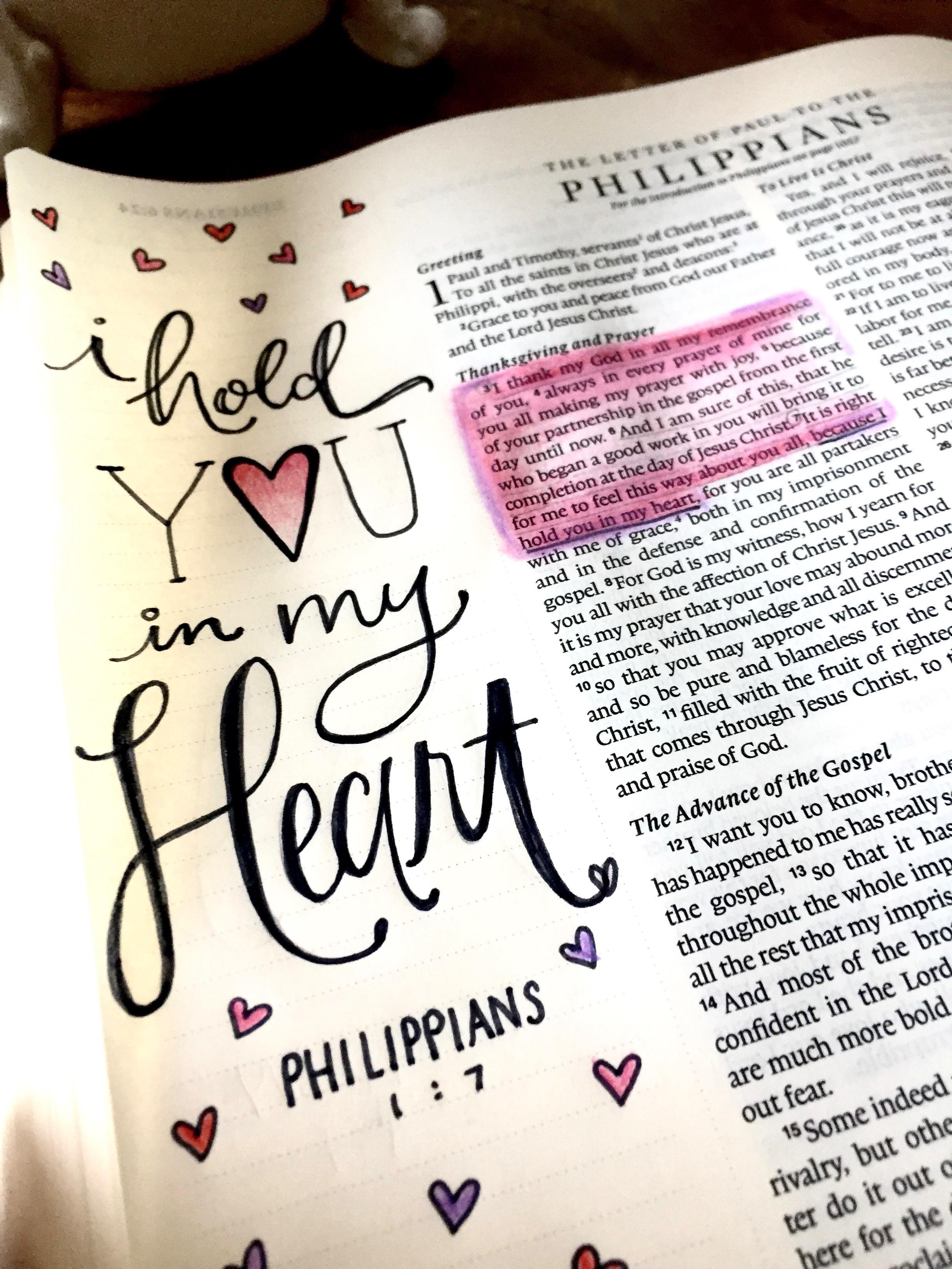 bible journaling/diy