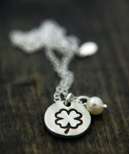 best friend charm necklace