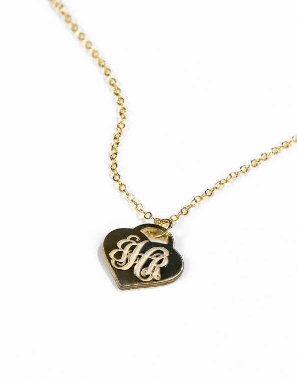 classic-heart-monogram-gold-necklace-2