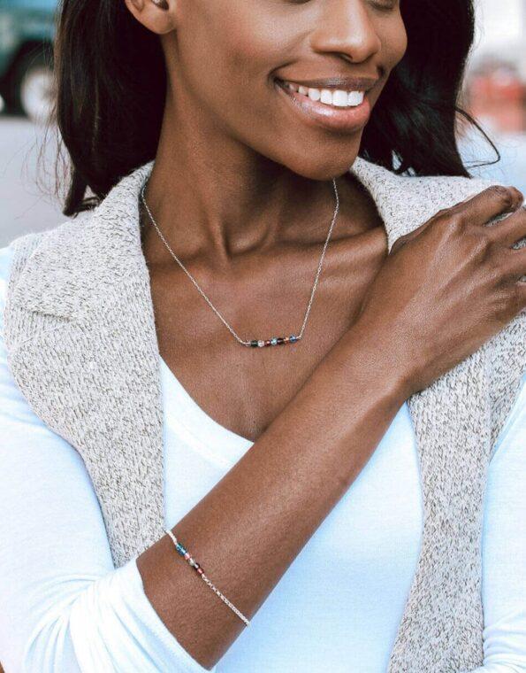 custom-birthstone-bar-necklace-model