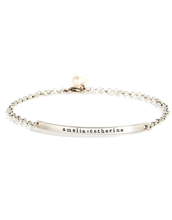 dainty-name-bar-bracelet-silver