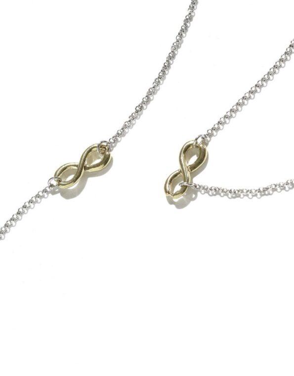 infinate-love-mixed-metal-bracelet-2