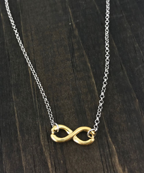 infinite love necklace gallery