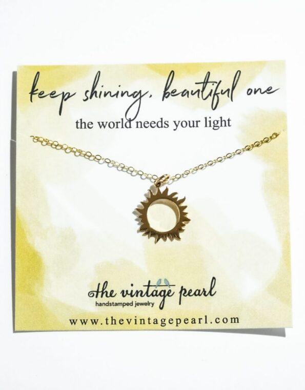keep-shining-beautiful-one-card
