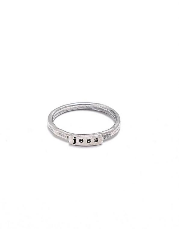 one-word-ring-silver
