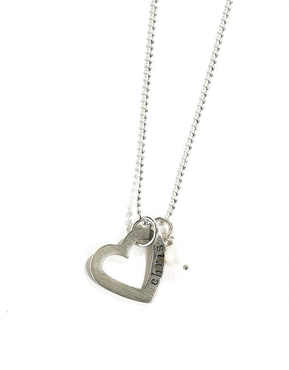 open-hearts-sterling-necklace