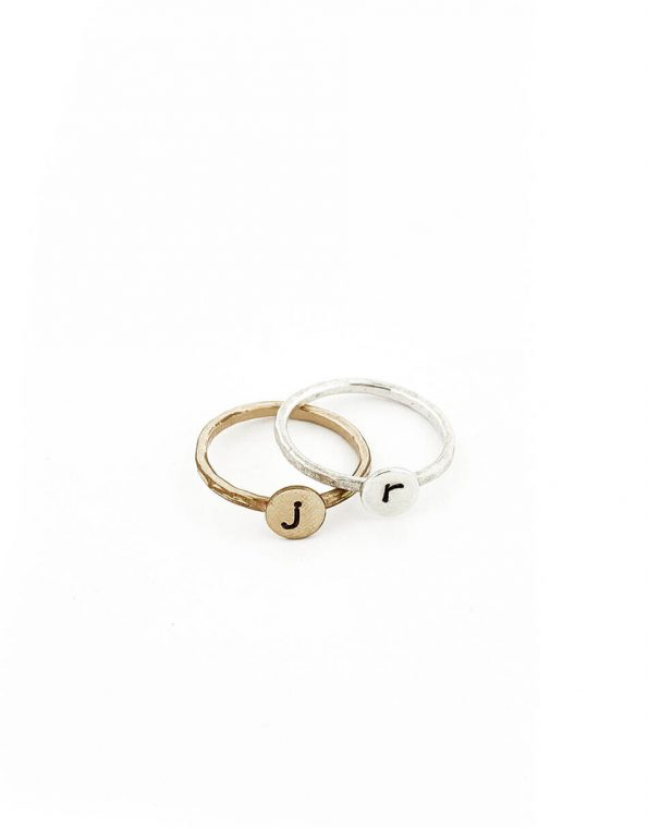 personalized-custom-dot-initial-ring