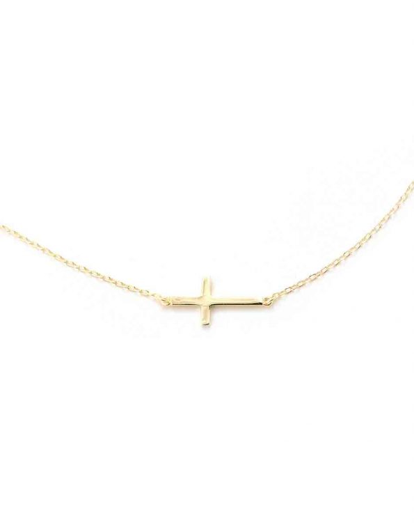 protect-this-woman-gold-plated-sterling-cross-necklace-1