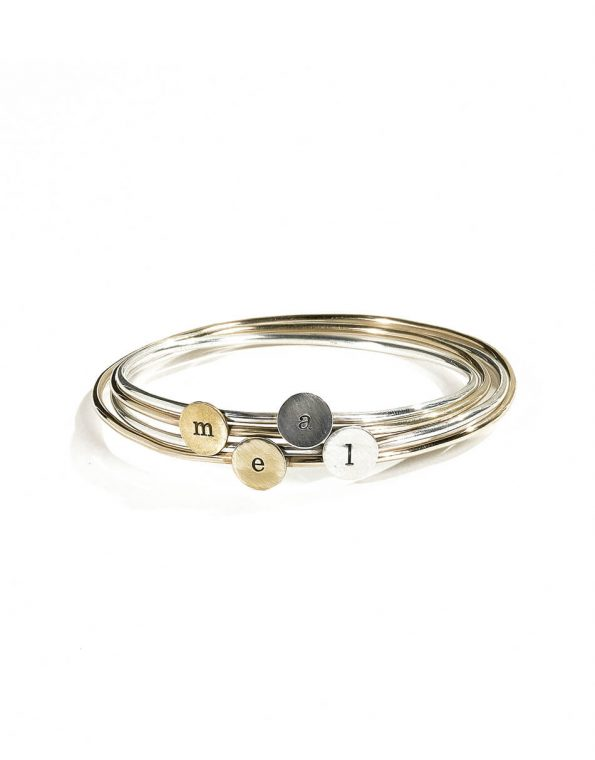 simple-initial-bangle-stacked