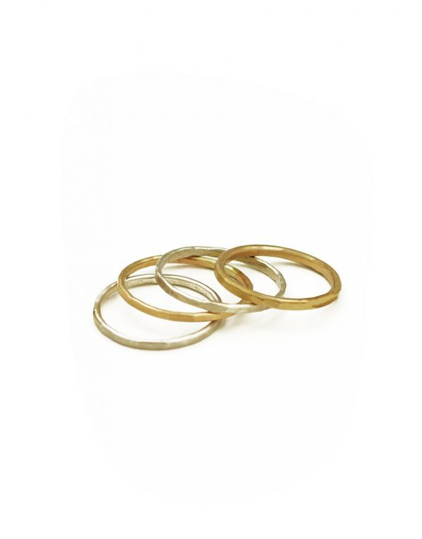 Wear just one or stack a set, it is totally your choice. Perfect gift to give yourself or your wife, mom