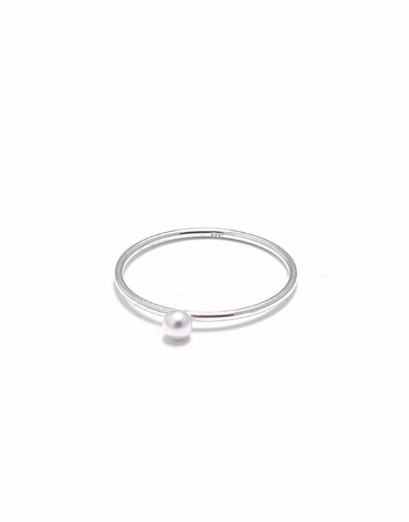 stacking-dainty-silver-pearl-ring-1
