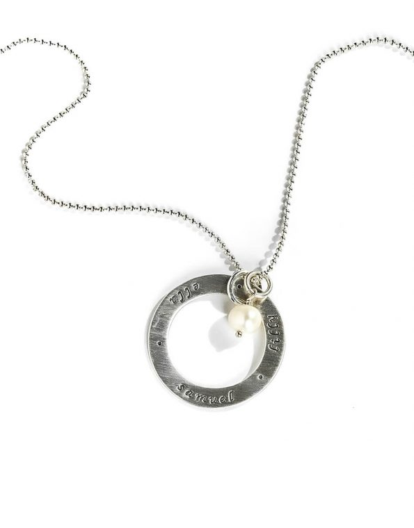sterling-silver-eternity-circle-necklace