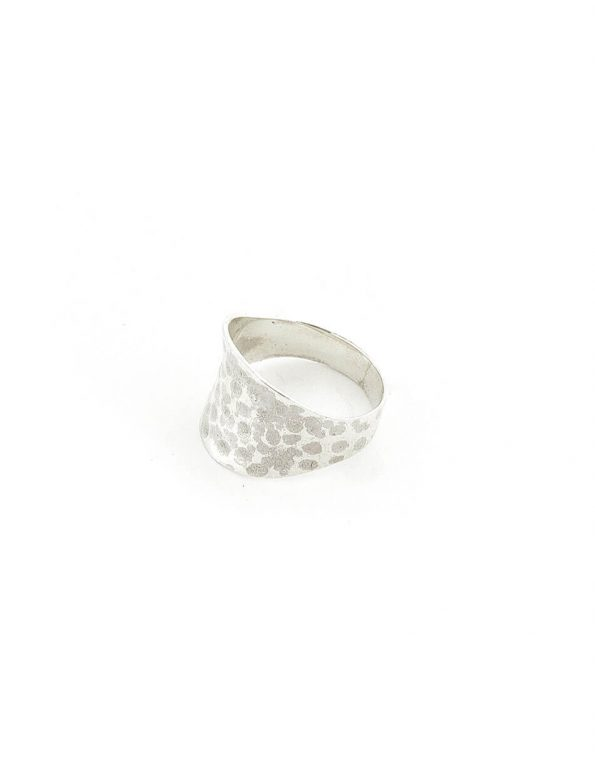 sterling-silver-hammered-ring