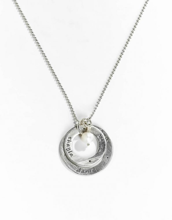 sterling-silver-layered-eternity-circle-nacklace-2