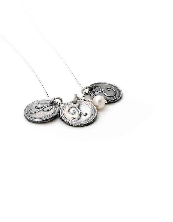 vintage-silver-charms-necklace-1